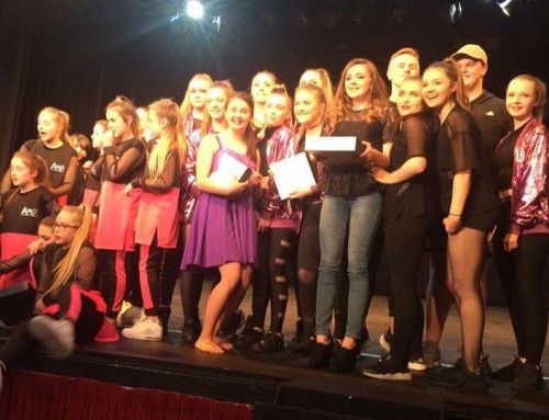 Singer Emily Smith wins St Helens Got Talent 2017